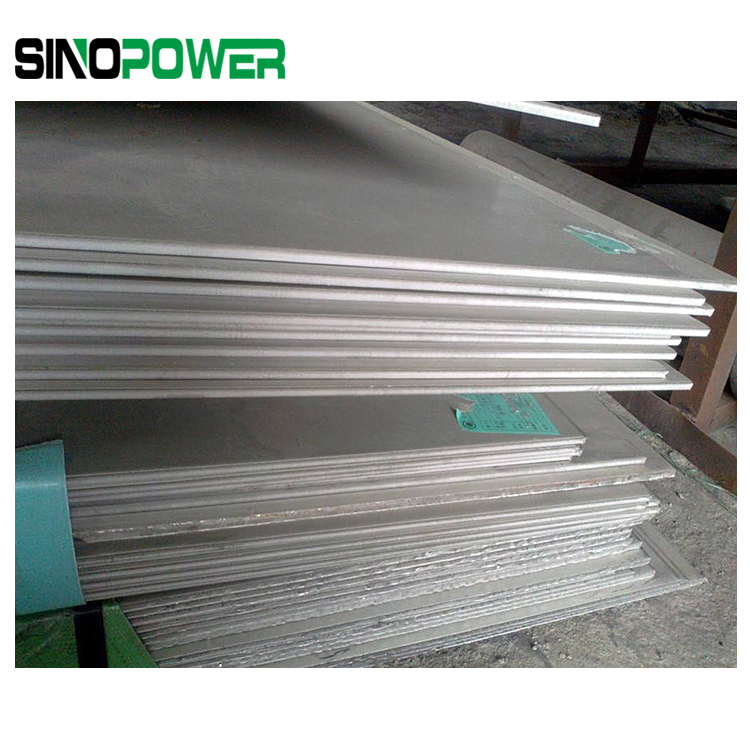 12 MM Thickness Metal Plate Cutting To Length Line For HR, CR and SS