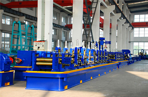 Pipe Mill Manufacturer For Making Petroleum Pipe Natural Gas Pipe