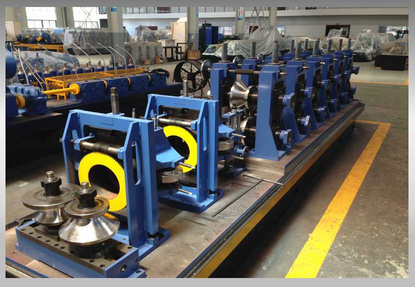 Pipe Manufacturing Machine