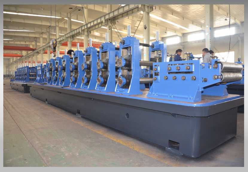 SP-16 (φ8~16mm) ERW Steel Pipe Making Machine