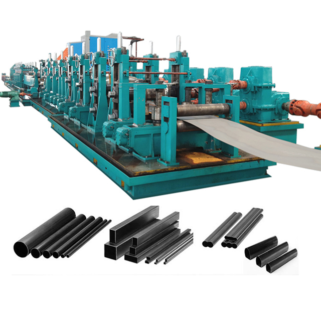 Straight Welded Tube Mill Line-ERW Tube Making Line-From Sino Power Company
