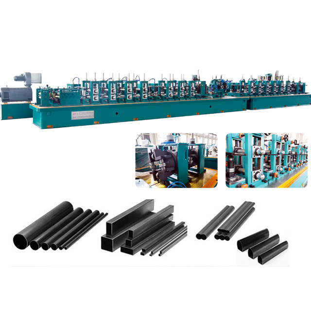 HR Steel Tube Production Line For Square Round LTZ Tube